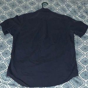 Polo by Ralph Lauren Shirts - Polo Ralph Lauren Navy Blue Shirt